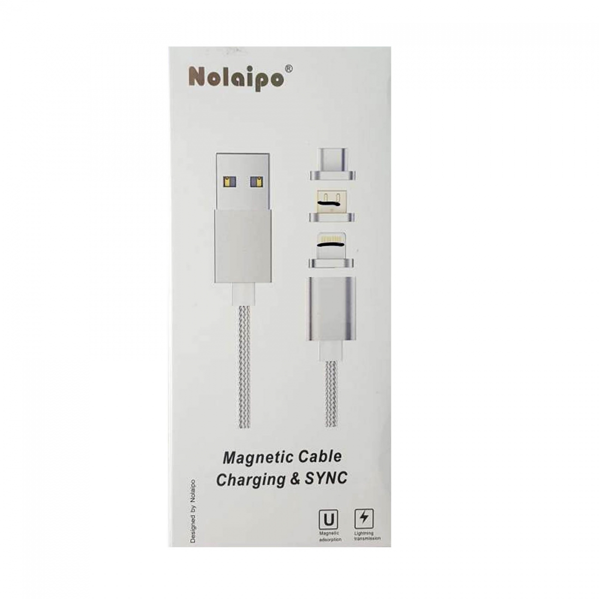 TYPE-C MAGNET USB KABLOSU MANYETİK UÇLU