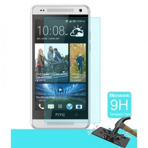 HTC DESIRE 728 Temperli Cam Ekran Koruycu