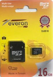 16 GB MİCRO EVERON HAFIZA KARTI