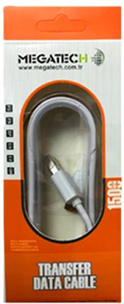 MICRO 1.5 METRE 2.1 A USB & DATA KABLOSU