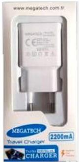 MICRO ŞİMŞEK HIZLI M.TECH USB ADAPTÖR (2200 MAH)