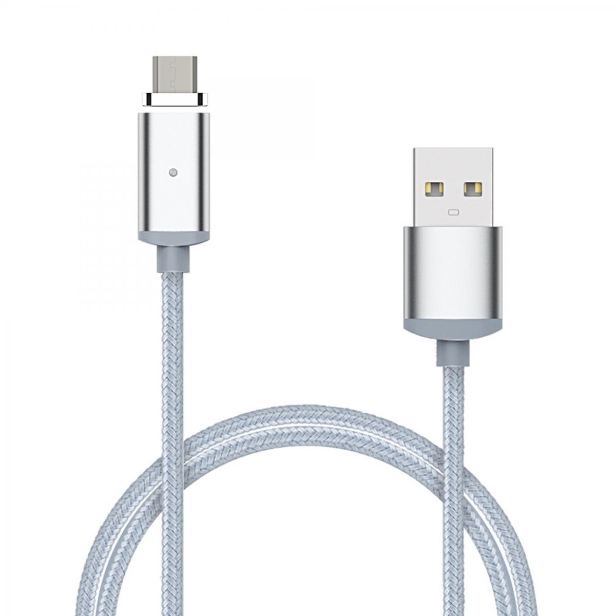 MİCRO MAGNET USB KABLOSU MANYETİK UÇLU