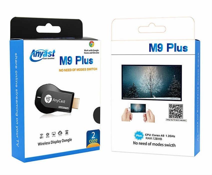 ANYAST M9 PLUS HDMI DOUNGLE ( Wireless Display Dıongle )