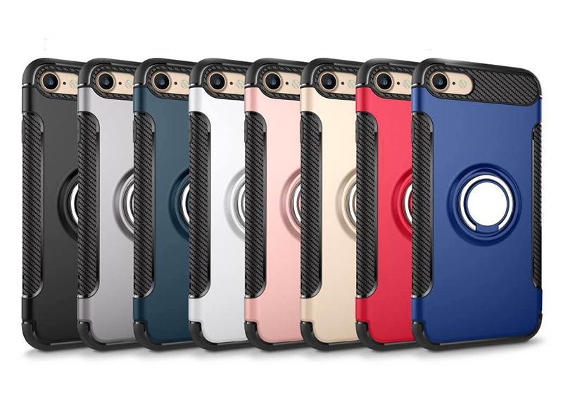 iPhone 7 Plus YÜZÜKLÜ VERUS SİLİKON