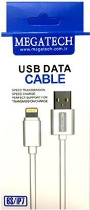 iPhone M.TECH USB DATA KABLOSU 5G