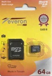64 GB MİCRO EVERON HAFIZA KARTI