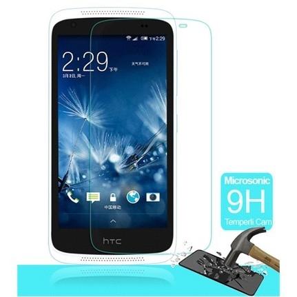 HTC DESIRE 526 Temperli Cam Ekran Koruycu