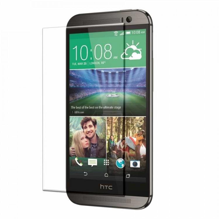 HTC ONE M7 Temperli Cam Ekran Koruycu