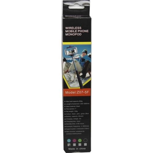 Monopod Wireless Selfie Z07