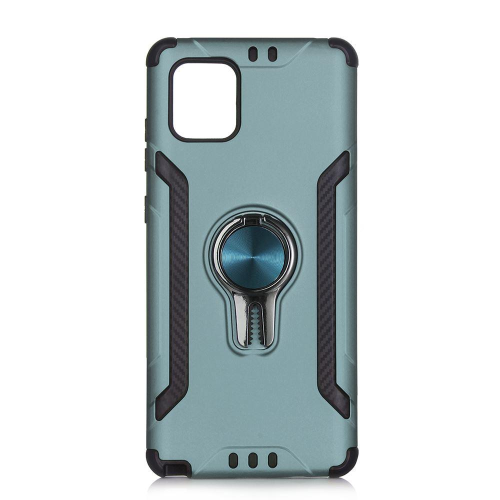 A81 A815F ( Note10 Lite ) Koko Silikon Arka Kapak