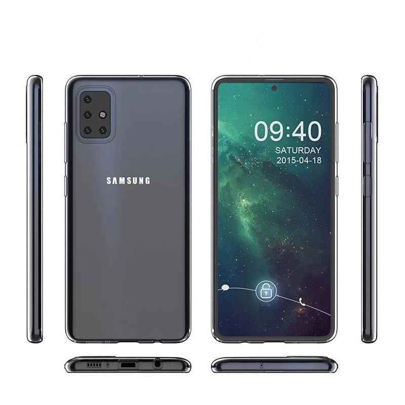 A81 A815F ( Note 10 Lite ) Süper Silikon Koruma