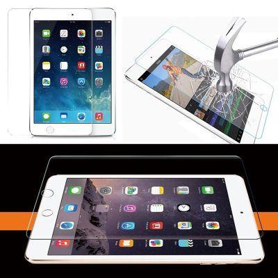 iPad 2 ve3 ve 4 Şeffaf Temperli Cam