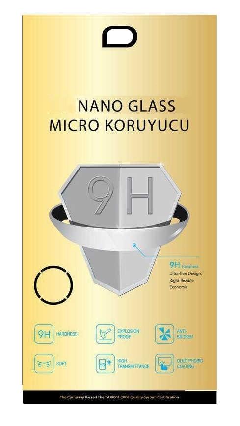 A6 PLUS 2018 Nano Glass Ekran Koruyucu