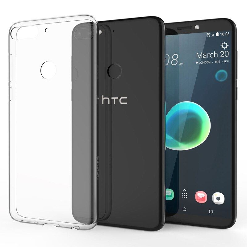 HTC DESIRE 12 PLUS Süper Silikon Koruma