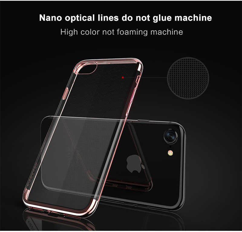 iPhone SE 2020 DÖRT KÖŞELİ LAZER SİLİKON