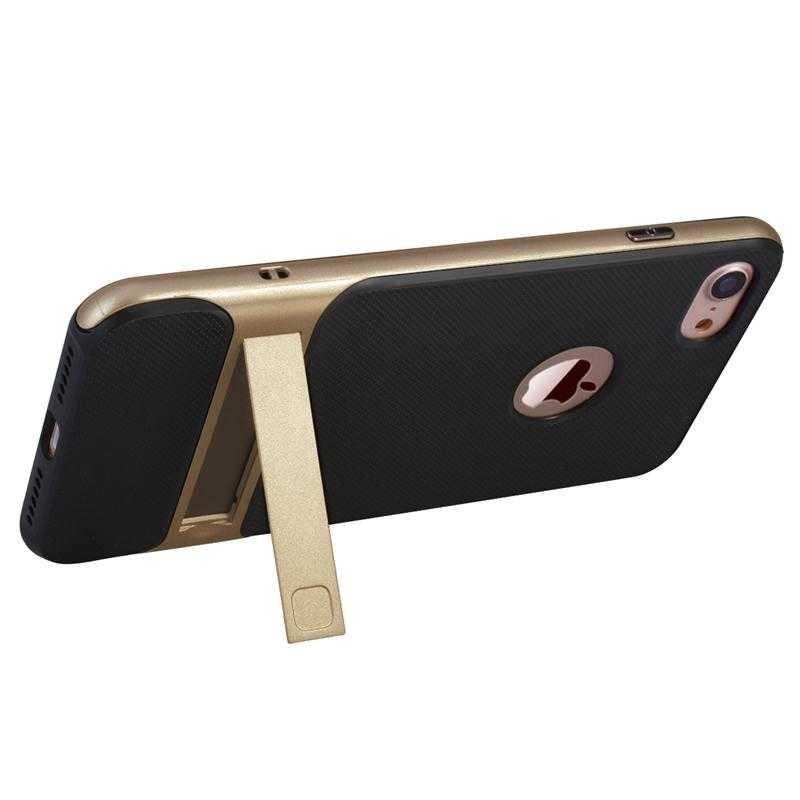 iPhone 8 Verus Standlı Silikon Koruma