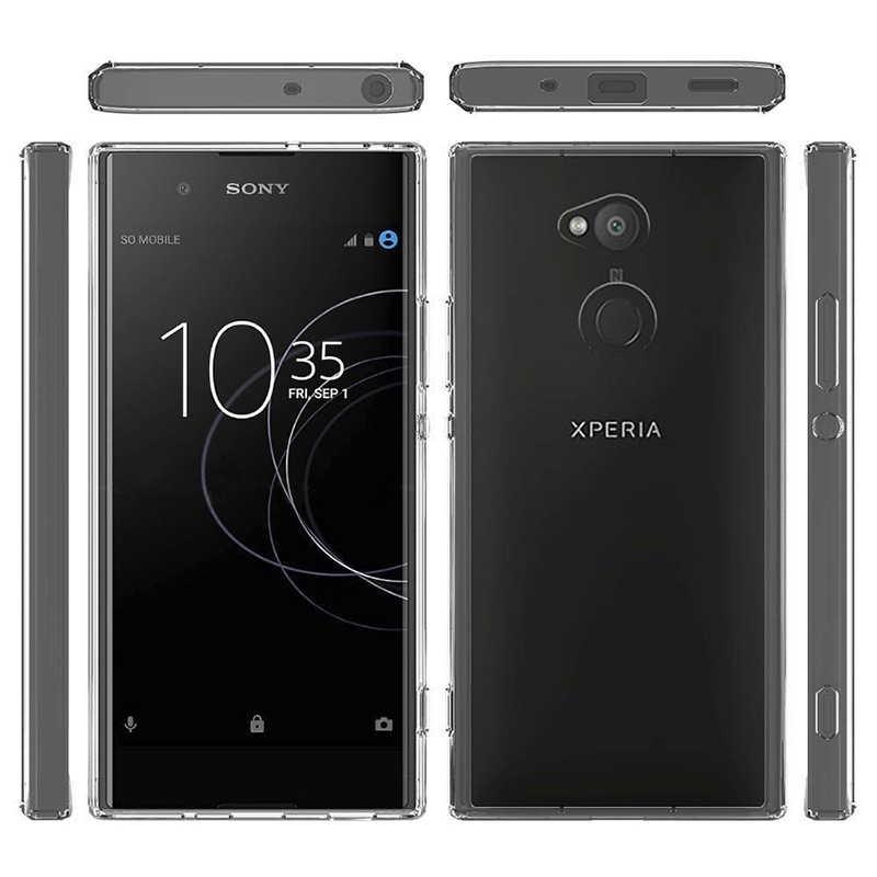 SONY XPERIA XA2 Süper Silikon Koruma