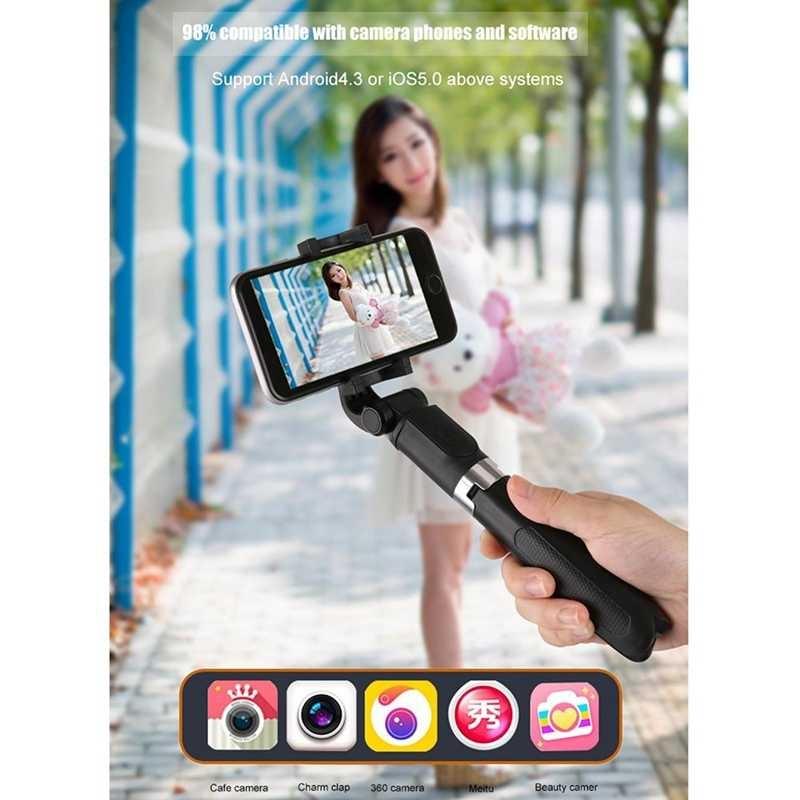 Selfie Stick L01 Bluetooth Selfie Çubuğu