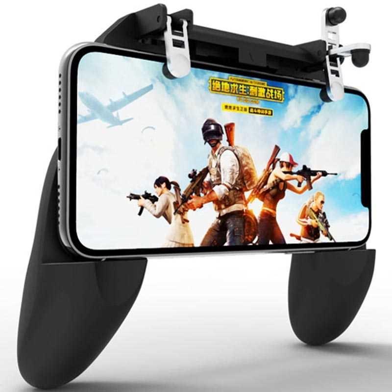 W10 Mobil Game Controller Oyun Aparat Konsolu