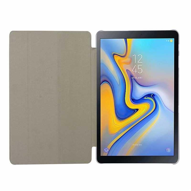 T815 1-1 Arkası Şeffaf Tablet Kılıfı (9.7'')