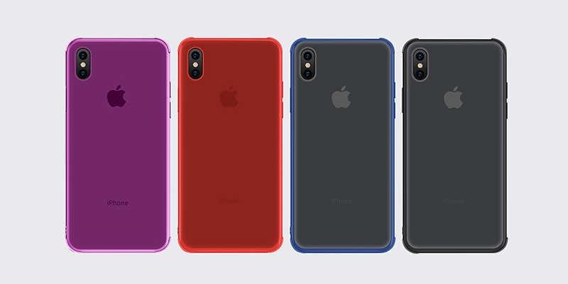 iPhone XS ODYO SİLİKON