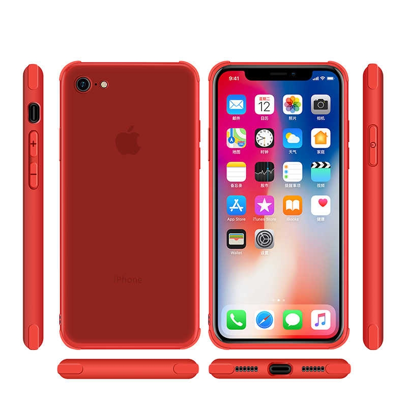 iPhone 7 ODYO SİLİKON