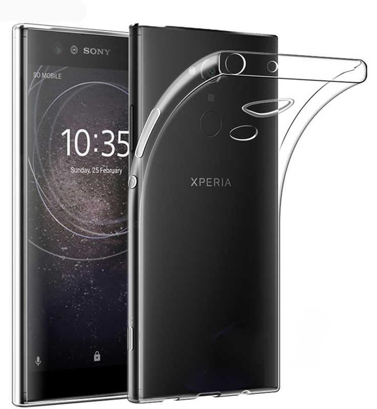 SONY XPERIA L2 Süper Silikon Koruma
