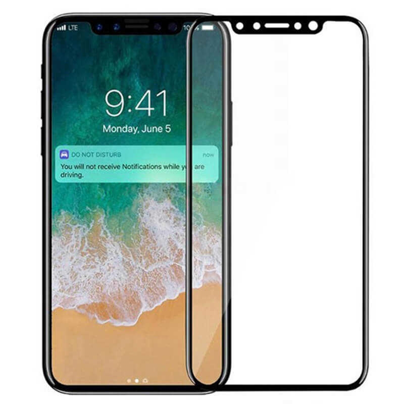 iPhone XR ETO GLASS 5D EKRAN KORUYUCU