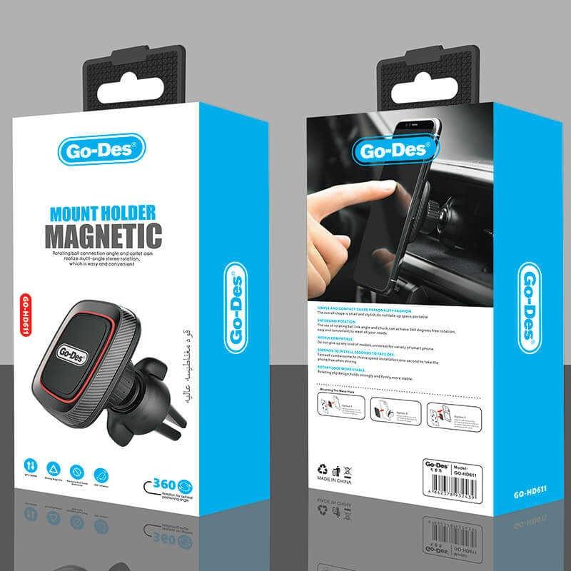 Go-Des GD-HD611 Magnetic Araç Tutucu Holder
