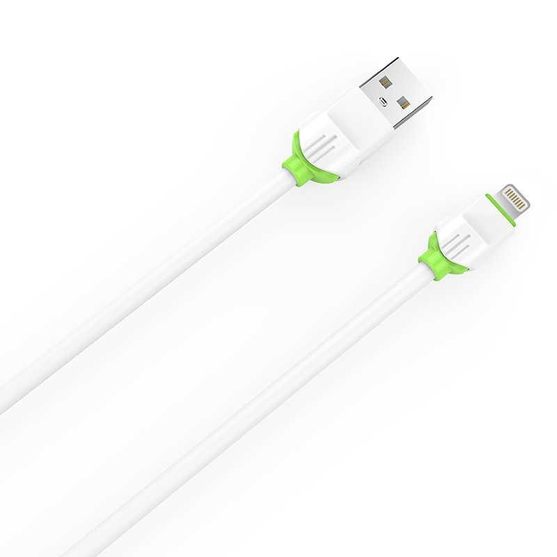 iPhone LIGHTING USB DATA KABLOSU LS32 1 METRE BEYAZ