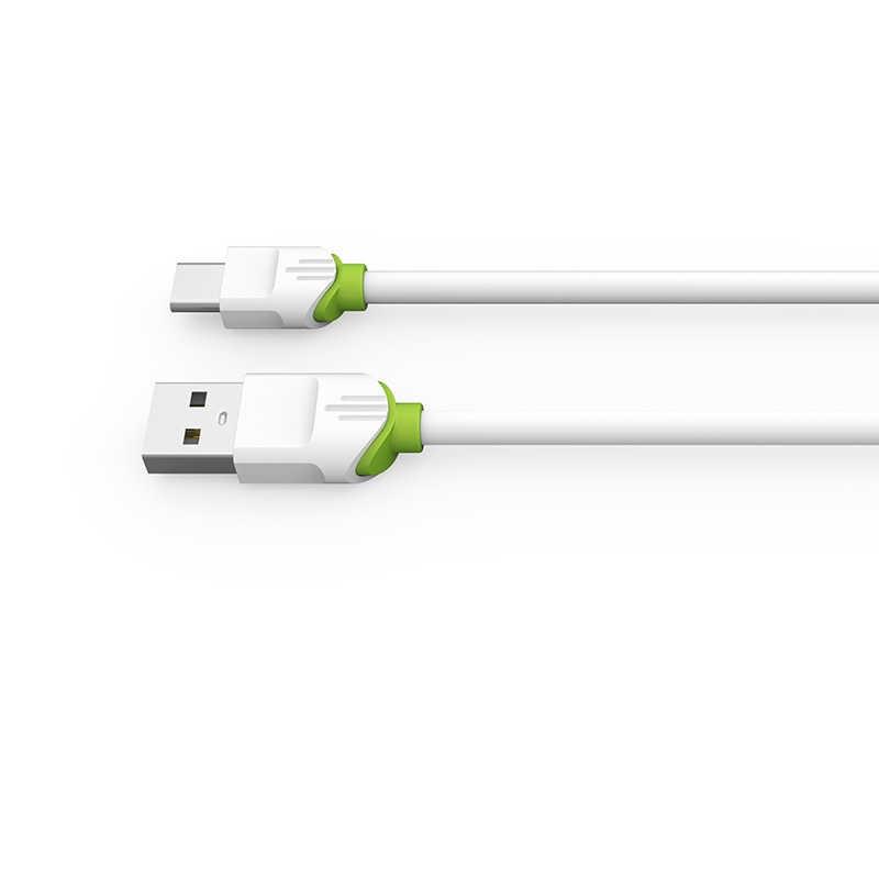 TYPE-C USB DATA KABLOSU LS32 2.4A 1 METRE BEYAZ