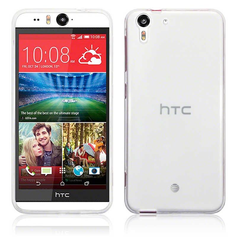 HTC DESIRE EYE Süper Silikon Koruma