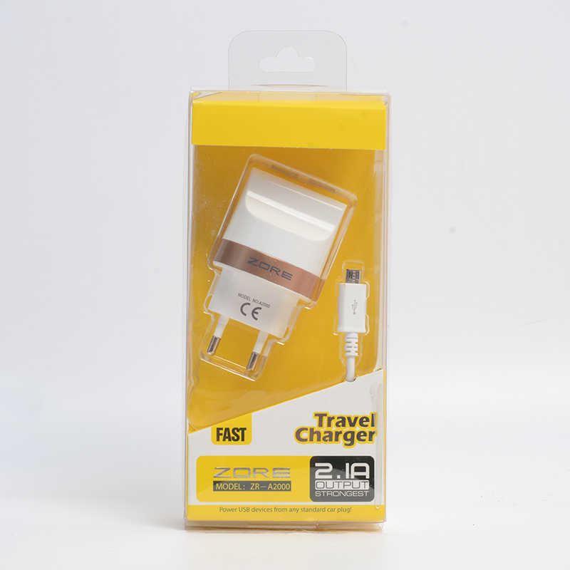 Micro Tiger Lighting Charger Seti 2000 mAh ( 2 IN 1 )