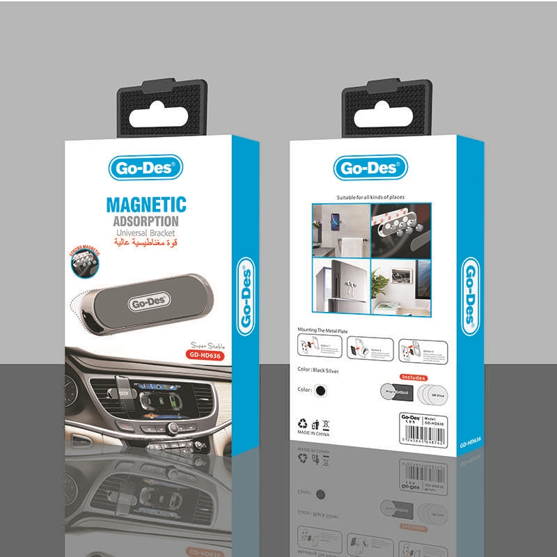 Go-Des GD-HD636 Magnetic Araç Tutucu Holder