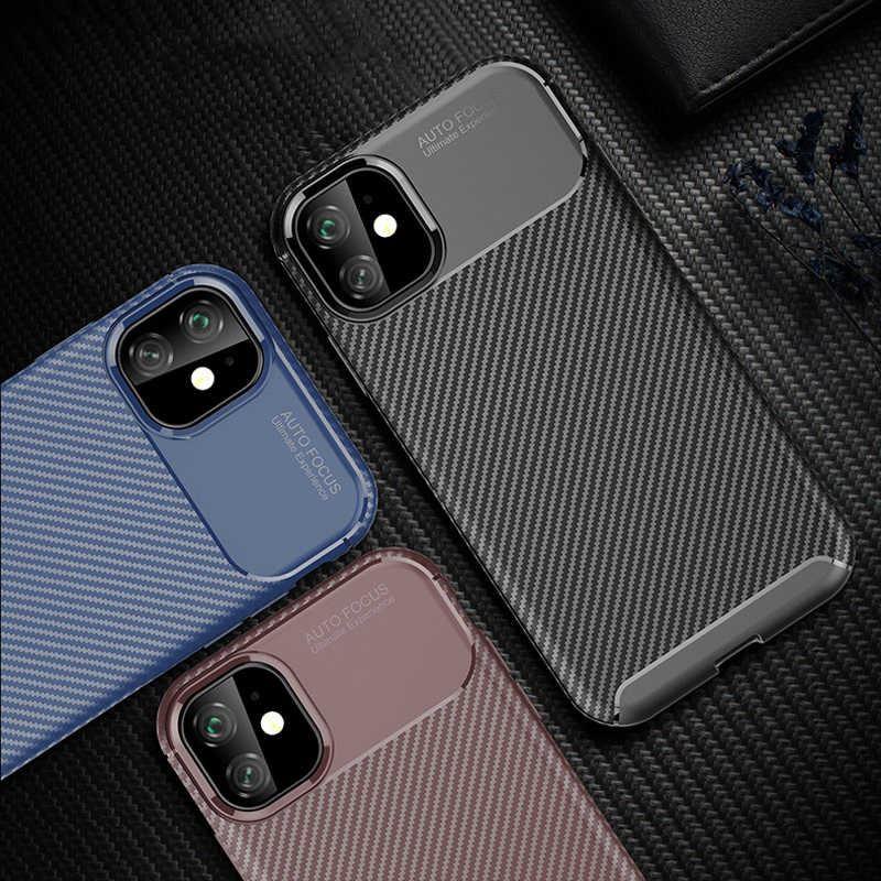iPhone 11 Pro Negro Silikon Koruma