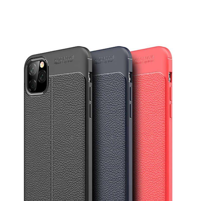 iPhone 11 Pro Max Niss Silikon Koruma