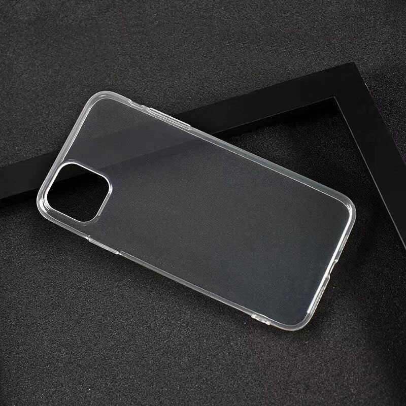 iPhone 11 Pro Max Süper Silikon Koruma