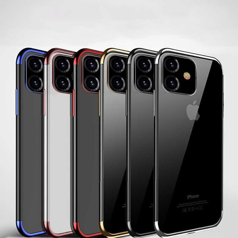 iPhone 11 Pro DÖRT KÖŞELİ LAZER SİLİKON