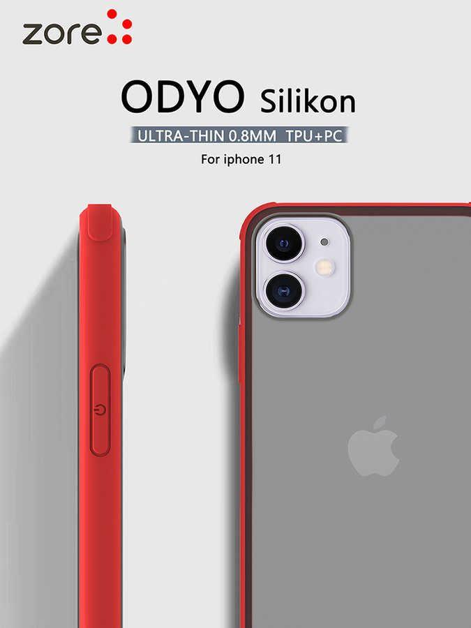 iPhone 11 ODYO SİLİKON