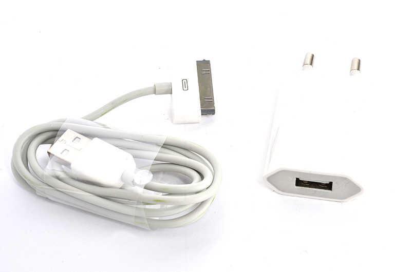 iPhone 4 ZORE ŞARJ ALETİ 800 mAh ( 2 IN 1 )