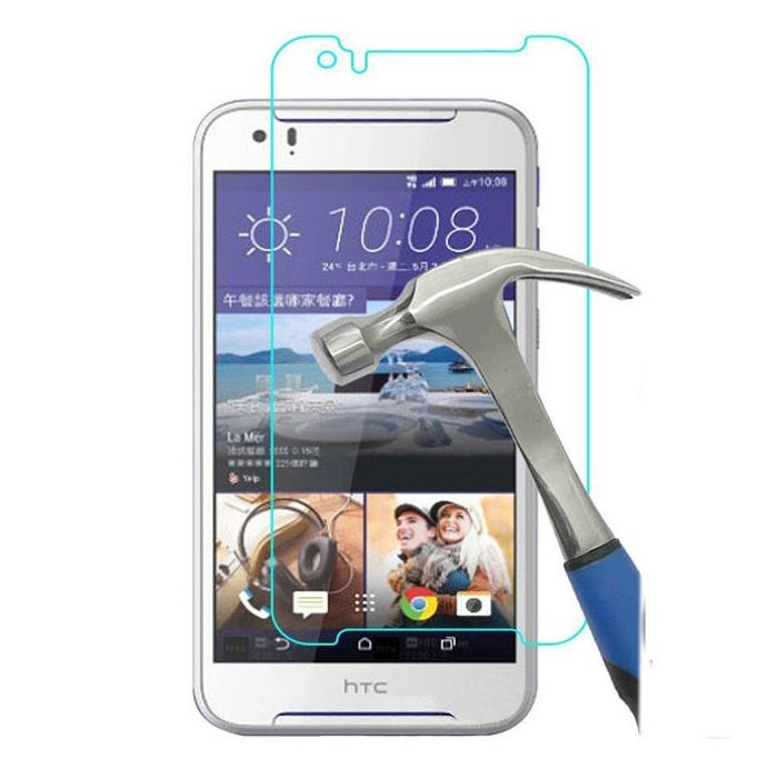 HTC DESIRE 830 Temperli Cam Ekran Koruycu
