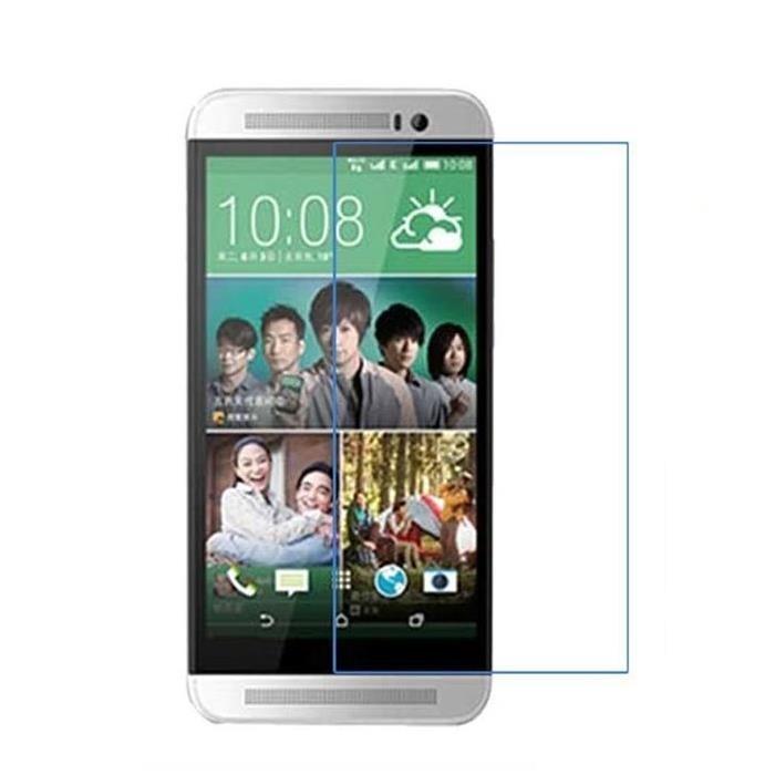 HTC ONE M8 Temperli Cam Ekran Koruycu