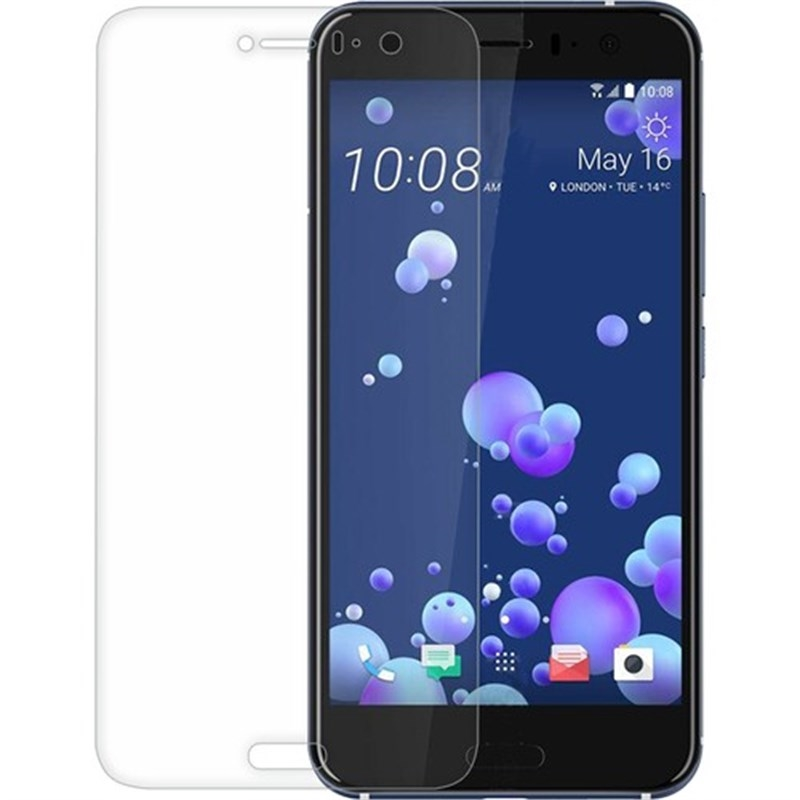 HTC U11 Temperli Cam Ekran Koruycu