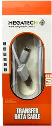 iPhone M.TECH 1.50 METRE USB DATA KABLOSU
