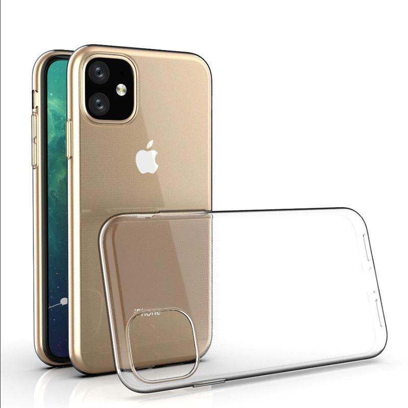 iPhone 11 02 MM SİLİKON KORUMA