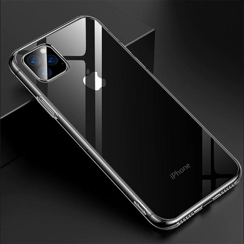 iPhone 11 Pro Max 02 MM SİLİKON KORUMA
