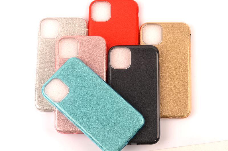iPhone 11 Pro Max SHİNİNG SİLİKON KORUMA