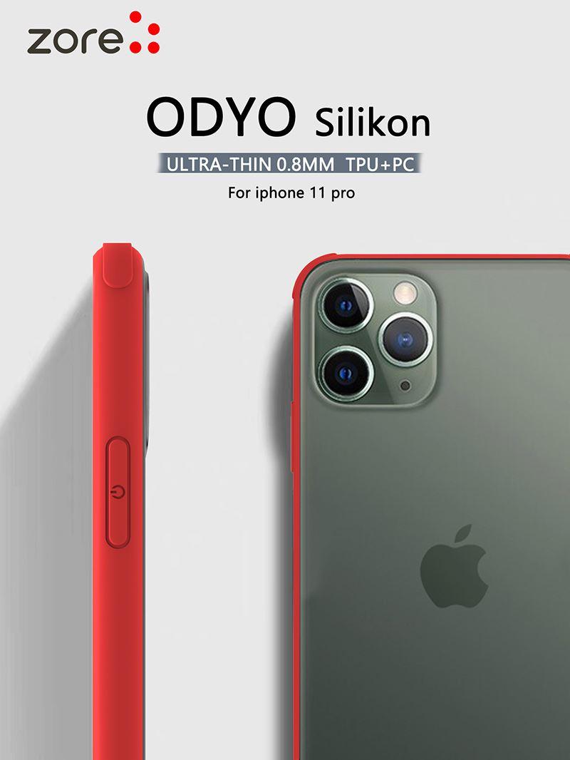 iPhone 11 Pro Max ODYO SİLİKON