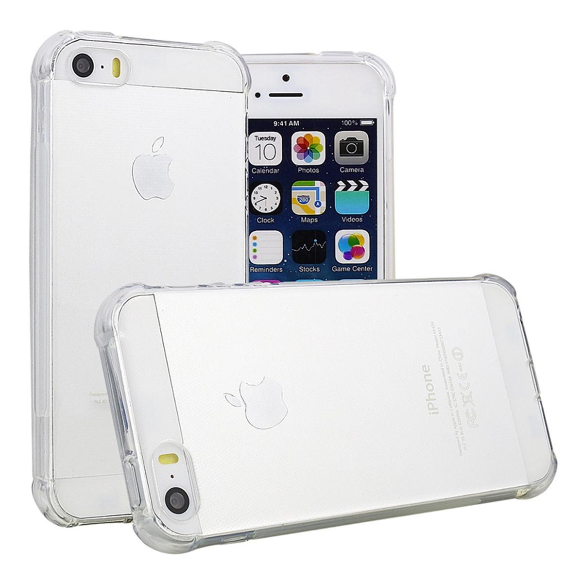 iPhone 5 Anti Shock (Nitro) Silikon Koruma
