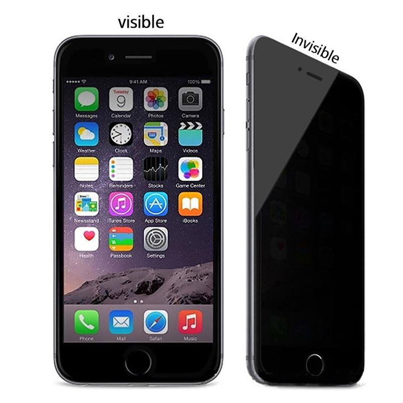iPhone 6 Plus Anti-Dust Privacy EKRAN KORUYUCU ( Hayalet Cam )